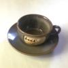 Kép 2/3 - !Használt! kerámia kávés készlet